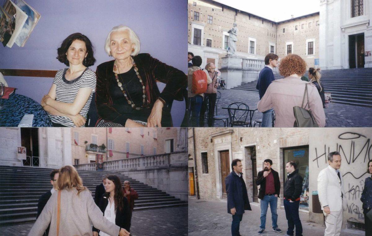 Urbino 2016 – Foto scattate da Dolores Sandri